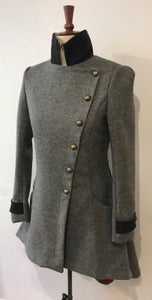 Image of 2-Tone commander coat