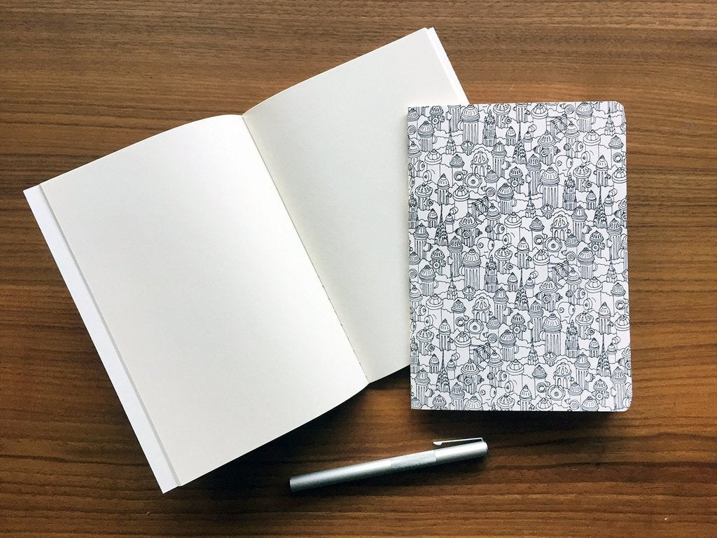 Image of Skyline Set of 2 Notebooks