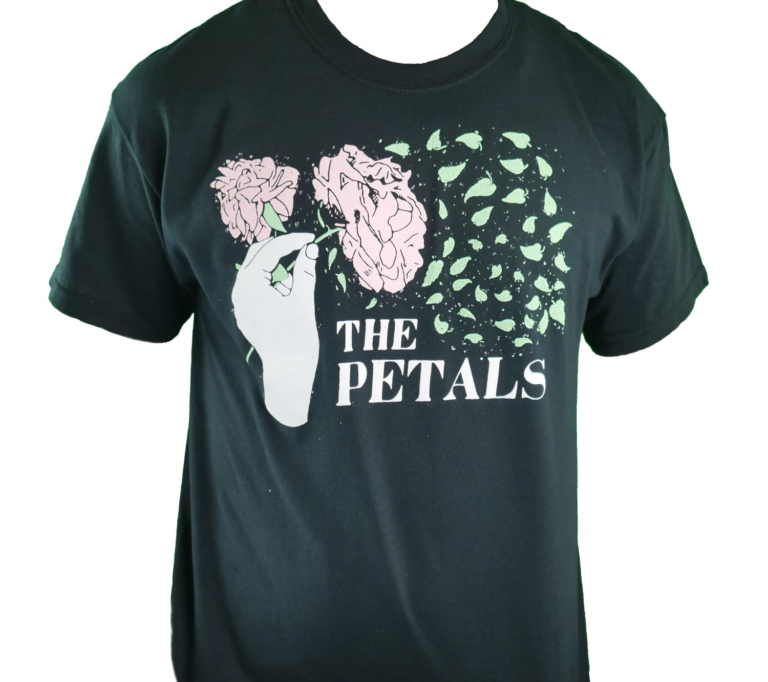 Image of The Petals Tee - Light Green