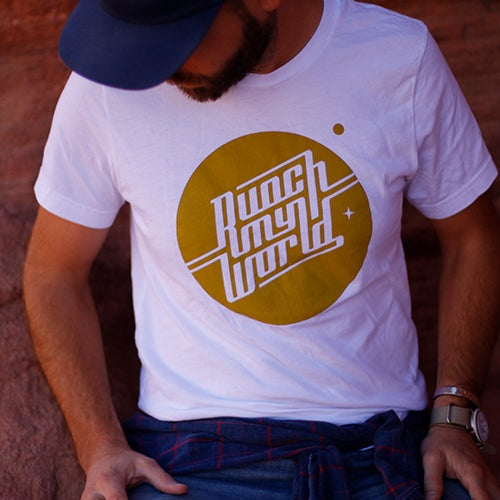 Image of Ruach My World Tee