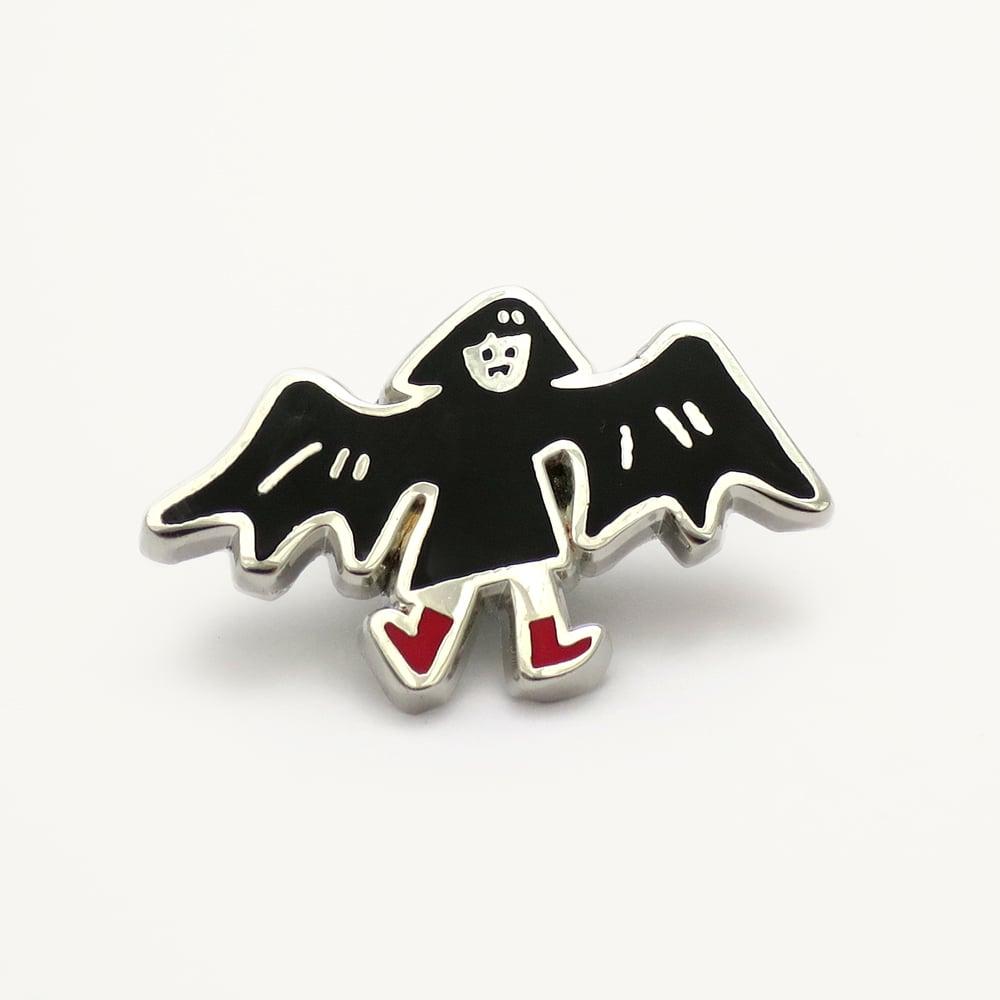Image of Batgirl Enamel Pin