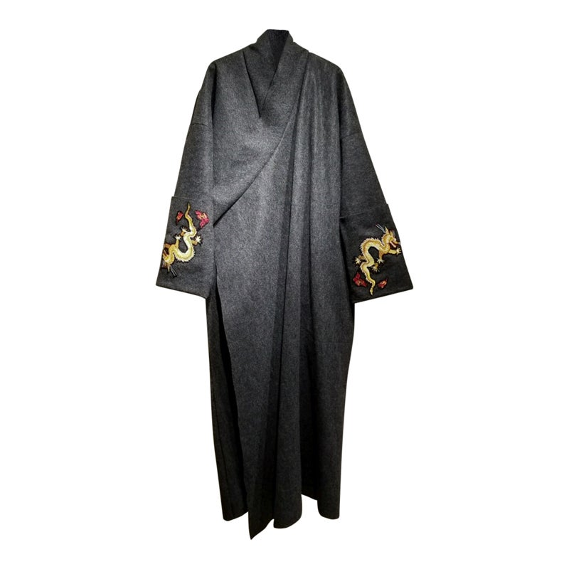 Image of The Maddy Habachi Coat