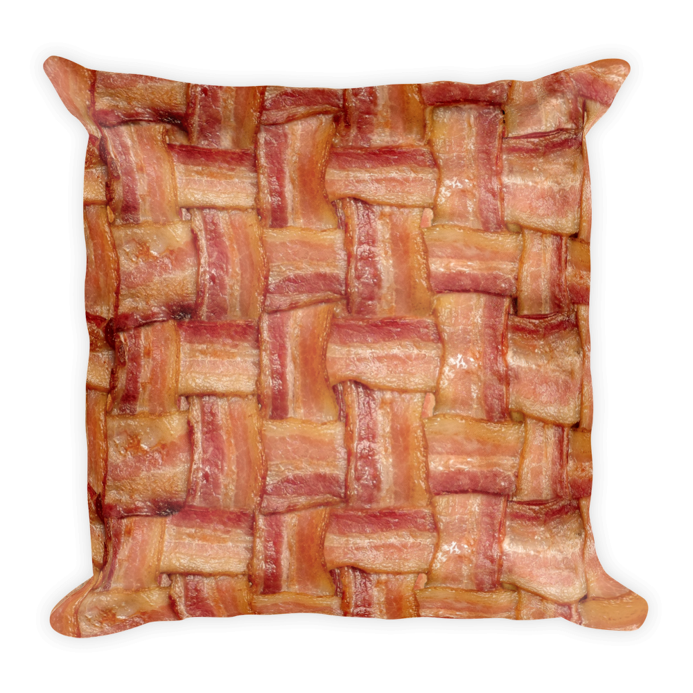 Image of Bacon Wrapped Pillow