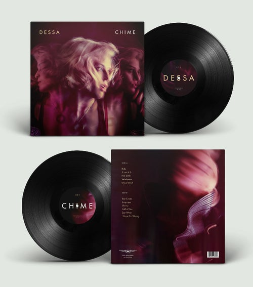 Image of Chime LP - Dessa