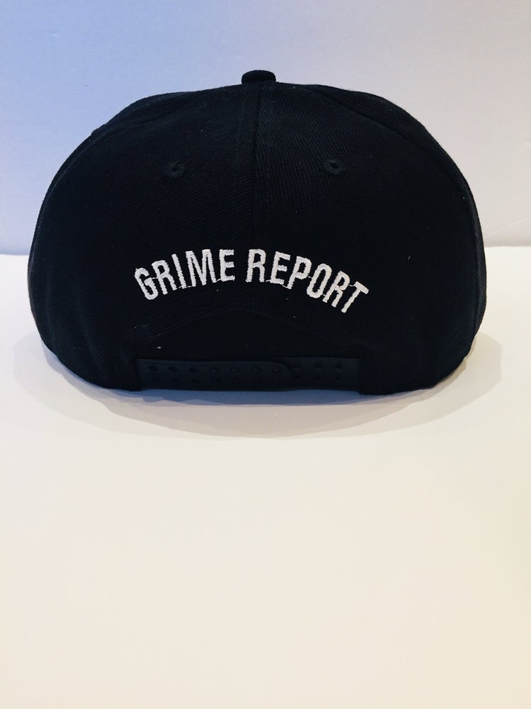 Image of New Limited BlueCheese & GrimeReport Snapback