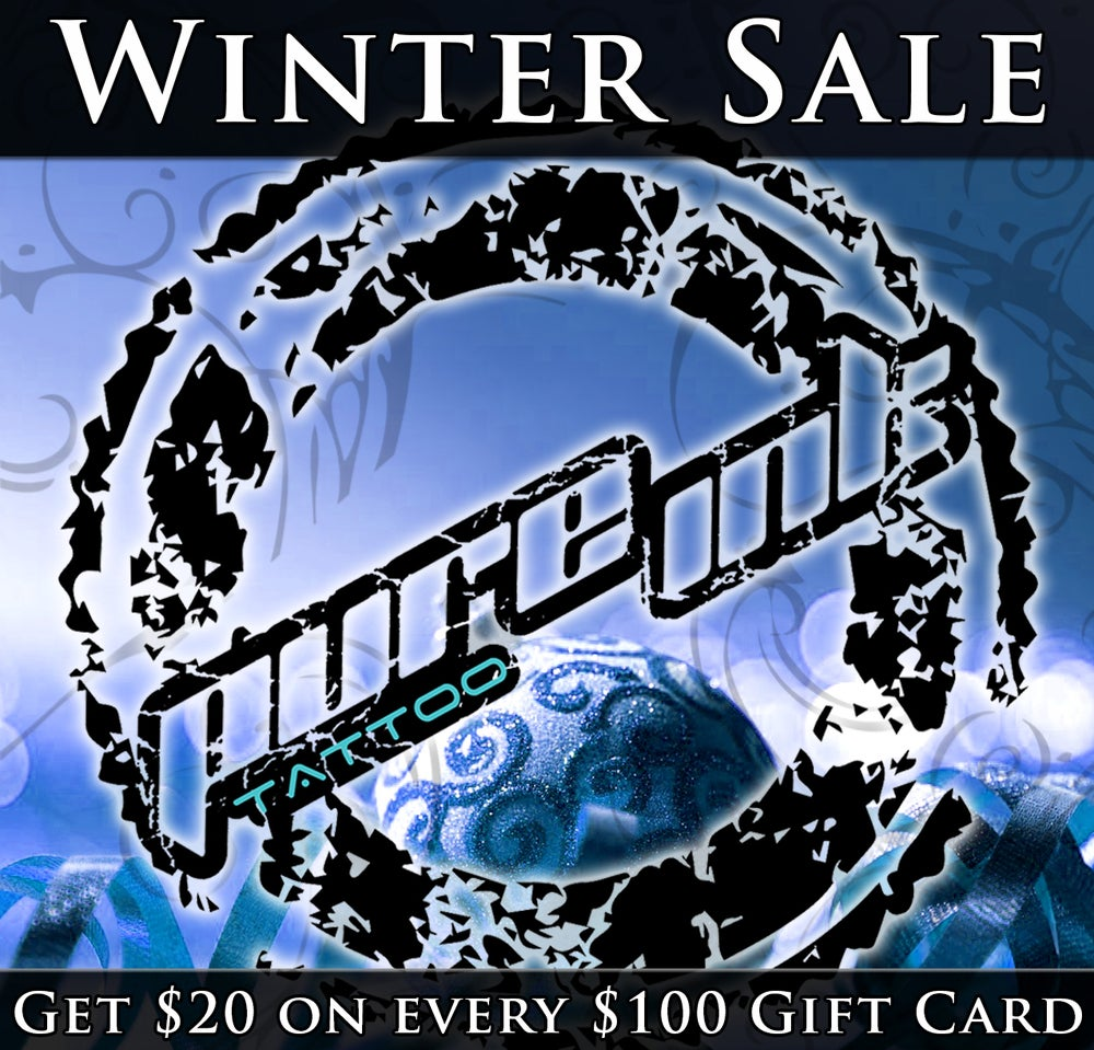 Image of Winter Gift Card Sale