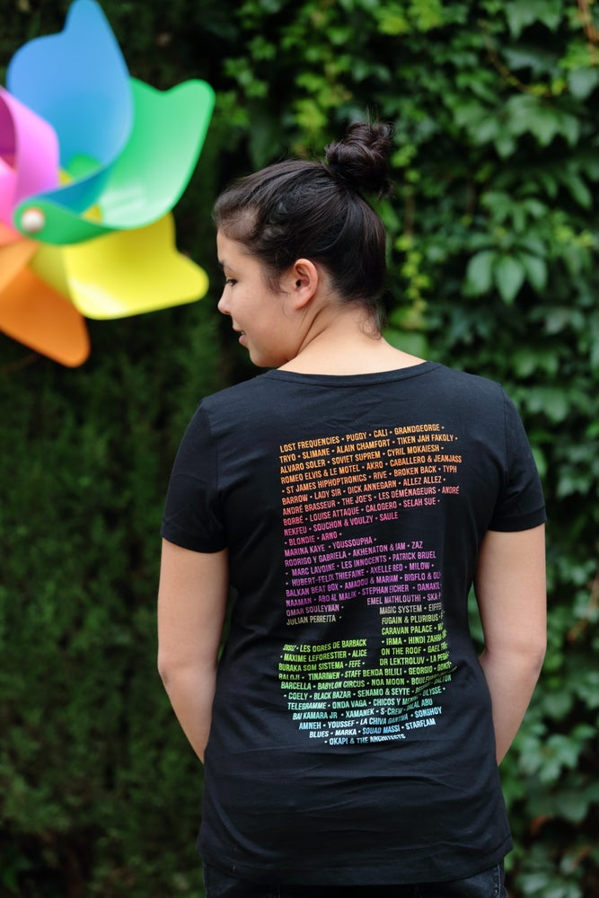 """Image of T-shirt """" 5 """" Collector - Femmes"""
