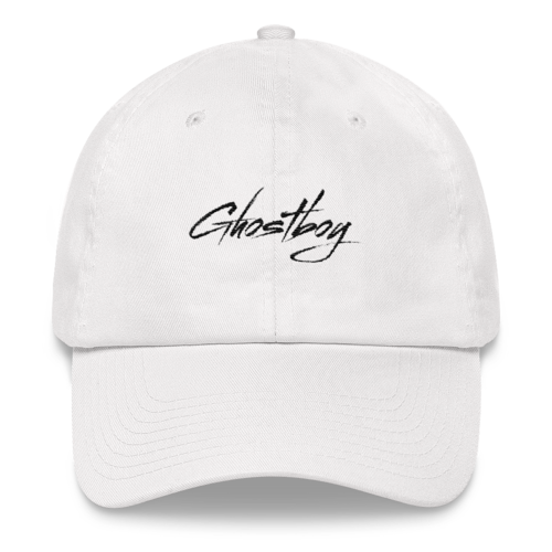Image of Ghostboy White Cap