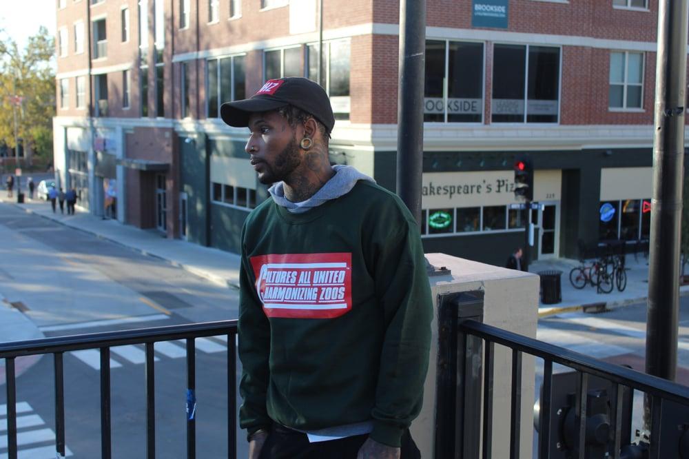 Cauhz™ (Forest Green) Crewneck Sweatshirt