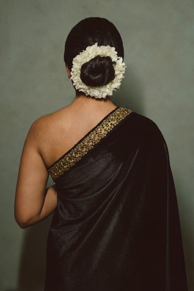 Image of Shahi - Royal Robe (Black II)