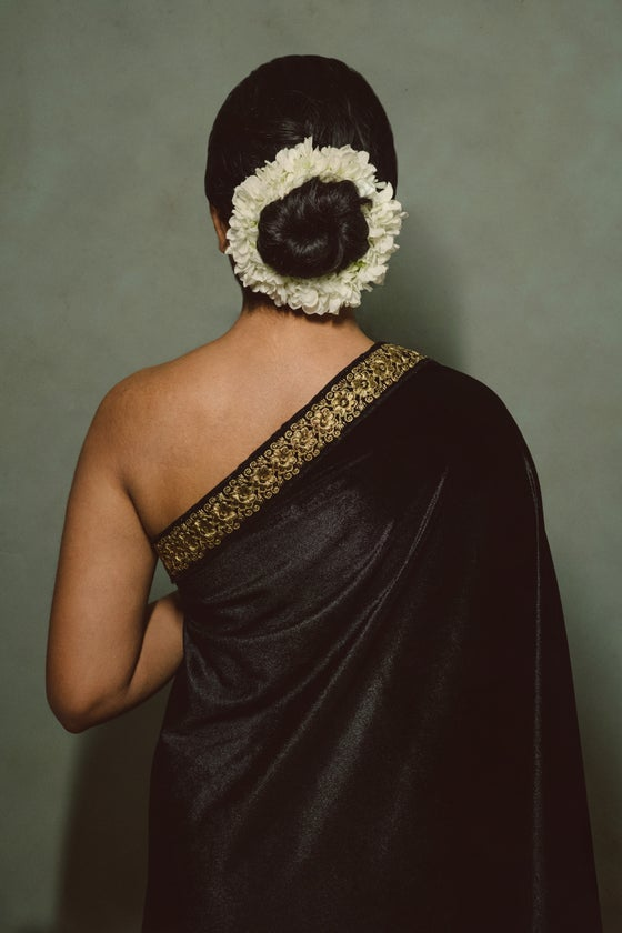 Image of Shahi - Royal Robe (Black II)
