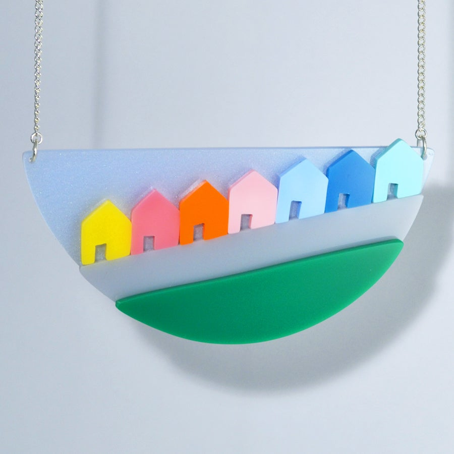 Image of Totterdown House necklace