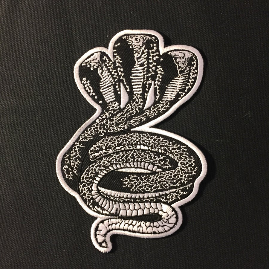 Image of SERPENTS - PATCH