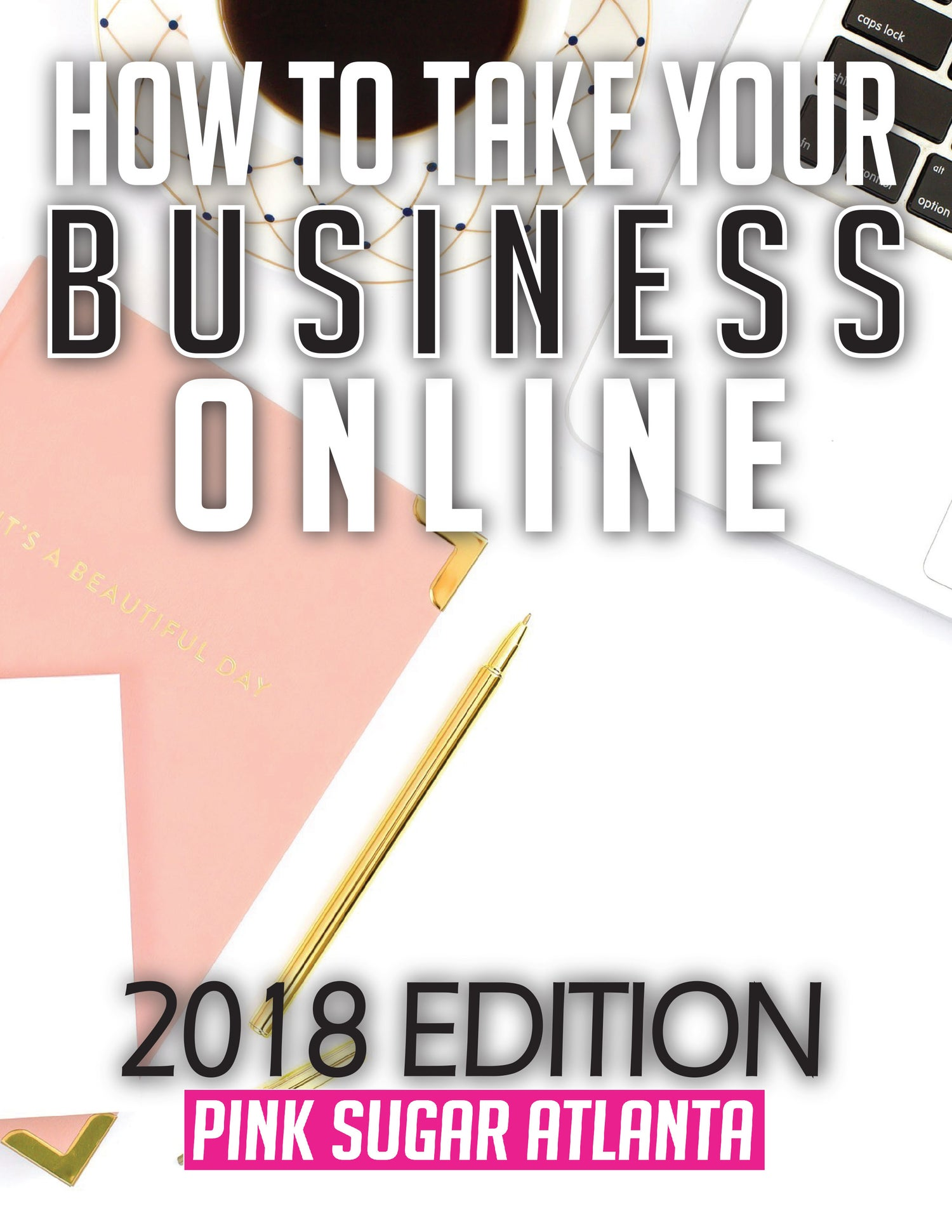 Image of Taking Your Business Online In 2018