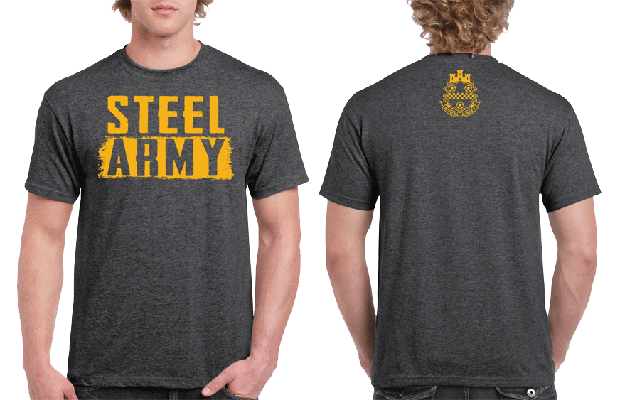 Image of Steel Army T-Shirt