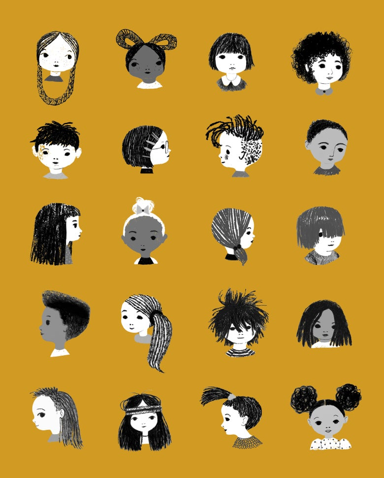 Image of hairstyles