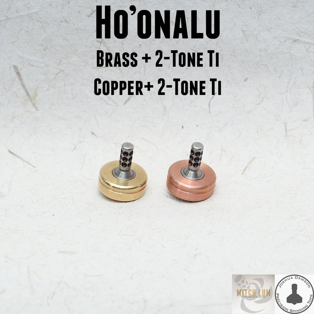 Image of Brass+Copper Ho'onalu