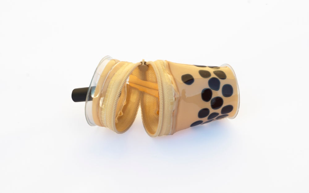 Image of Boba Coin Purse Keychain