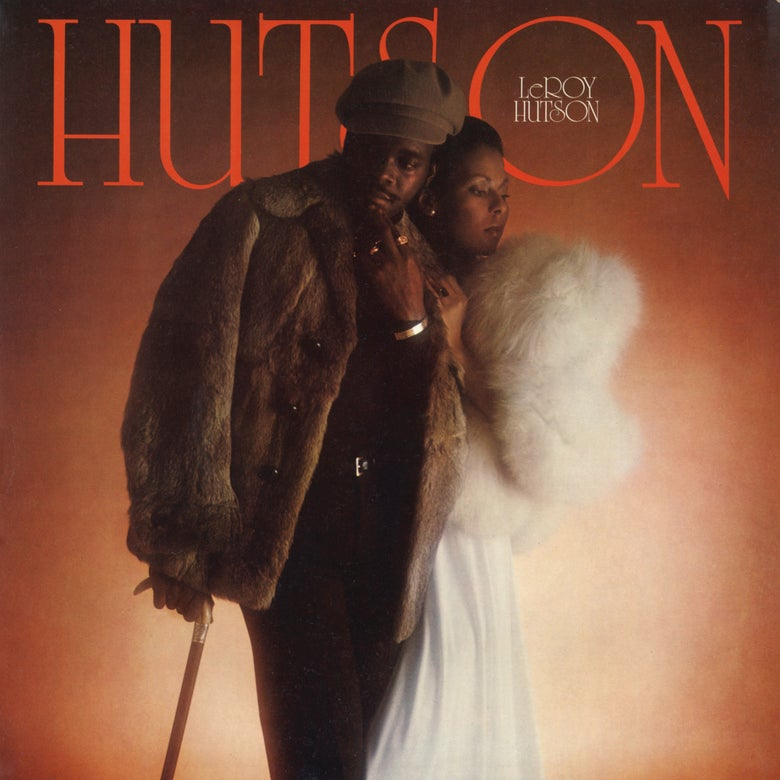 Image of Leroy Hutson - Hutson (CD)
