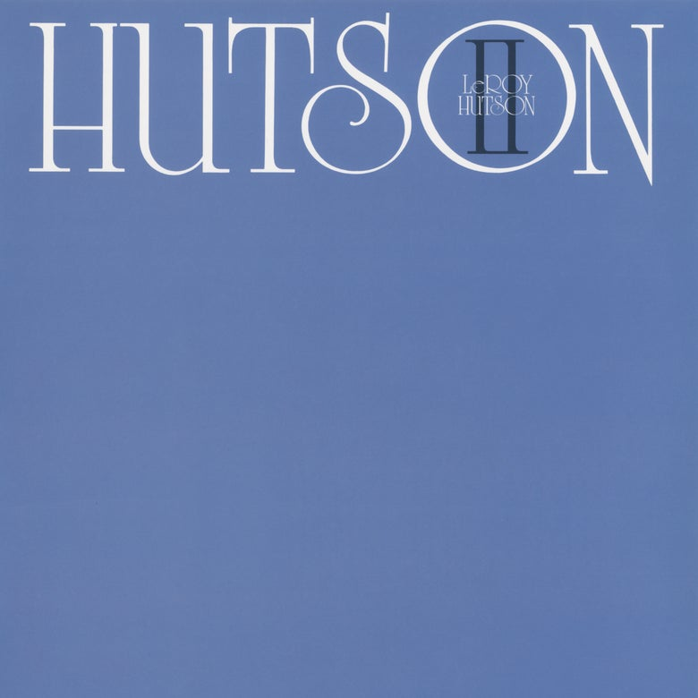 Image of Leroy Hutson - Hutson II (CD)