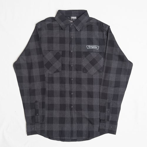 "Image of ""Life Is Not A Race"" FLANNEL"