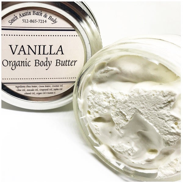 Image of Organic Body Butters 4oz