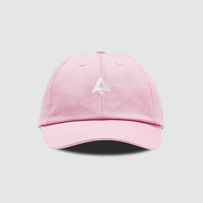 e4e33a25fae Image of Dad Cap (pink white)