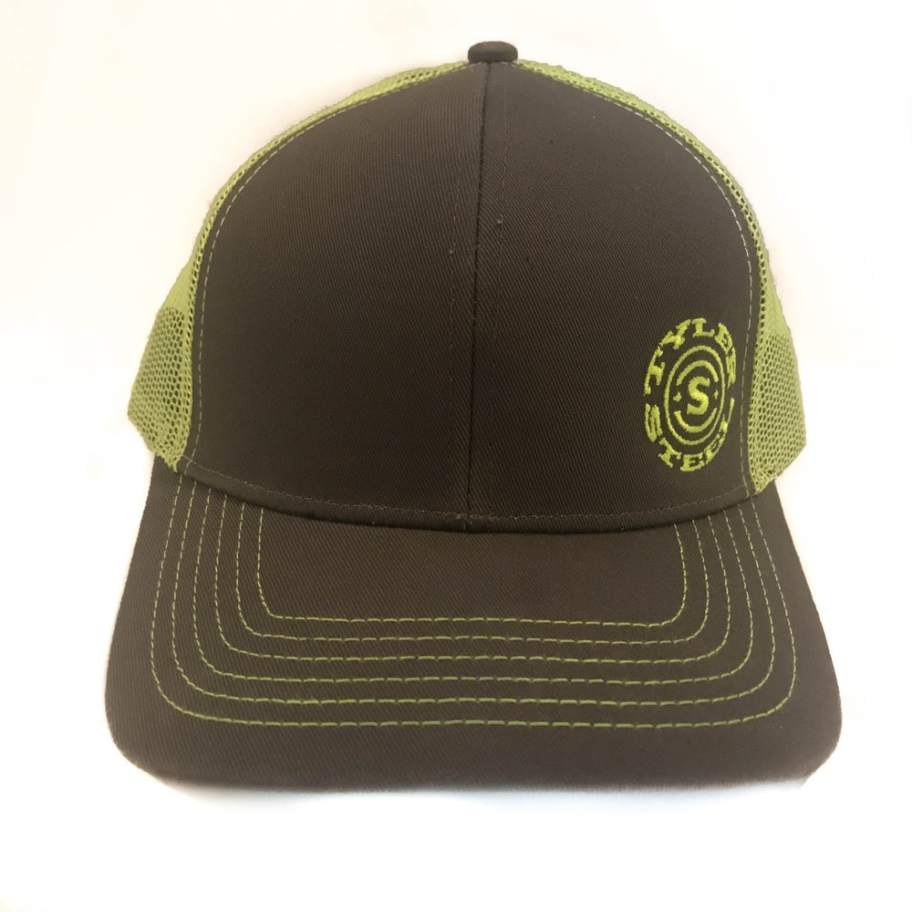 Image of Tyler Steel Hats (Charcoal Variations)