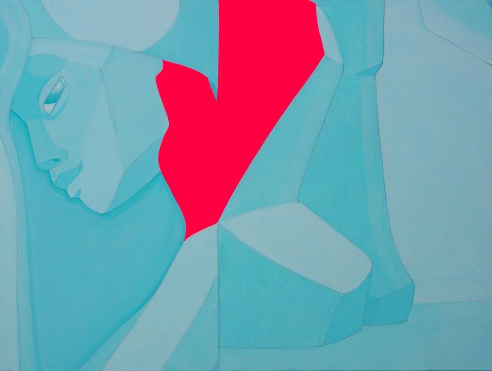Image of ANNE JULIETTE DESCHAMPS - LINK BEAR/GIRL