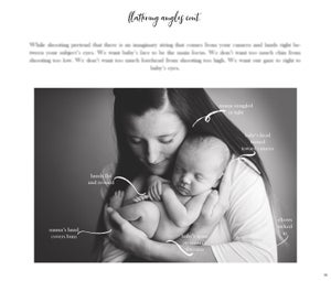 Image of Newborn Parent Posing Guide