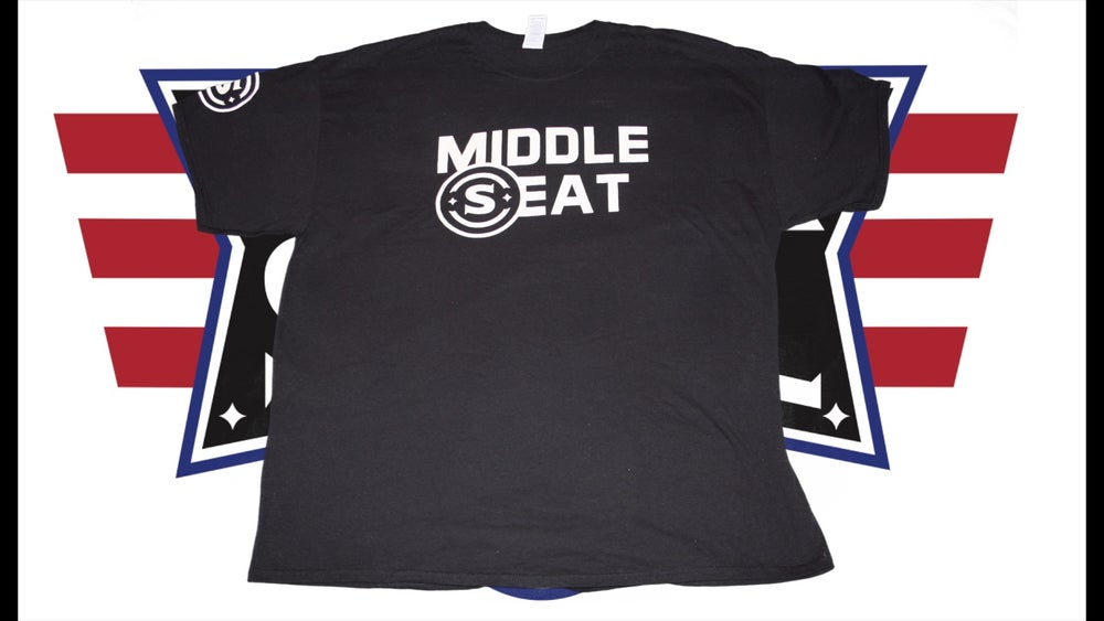 Image of Middle Seat (Black)