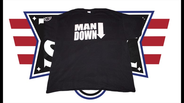 Image of Man Down (Black)