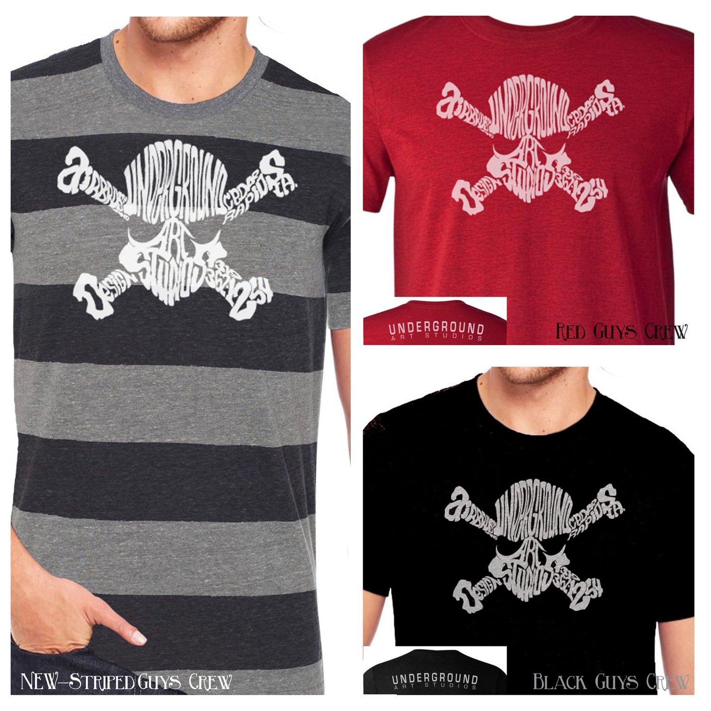 Image of Skull & Bones Tees (Guys)