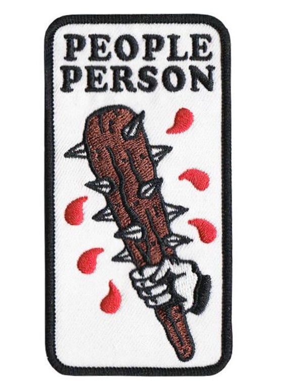 Image of People Person patch