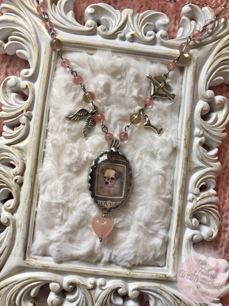 Image of Custom Pet Necklace