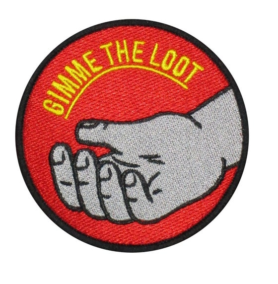 Image of Gimme the loot patch