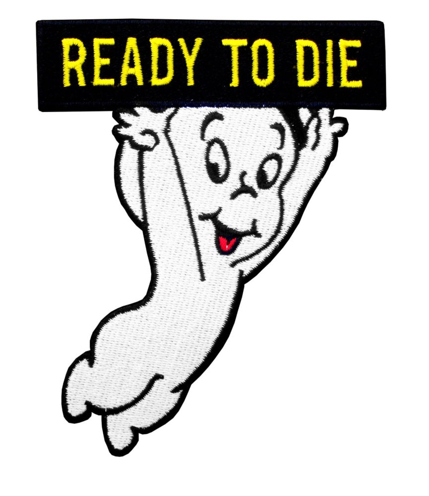 Image of Ready to die patch