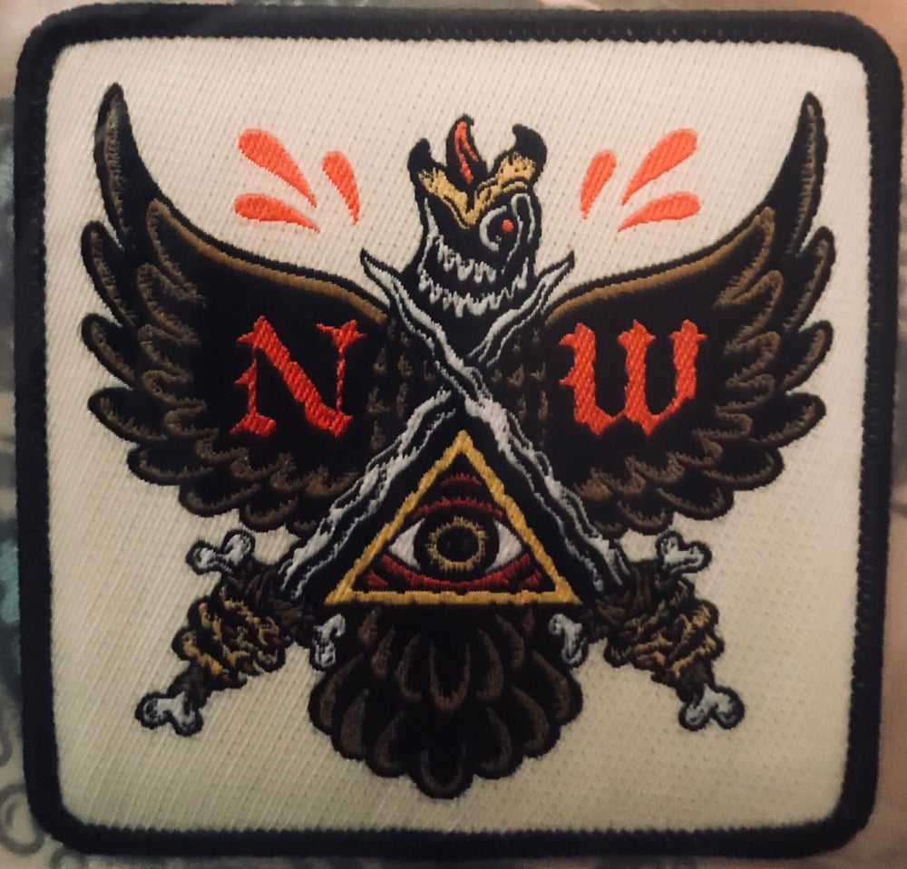 Image of Night watch patch
