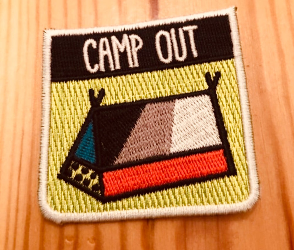 Image of Camp out