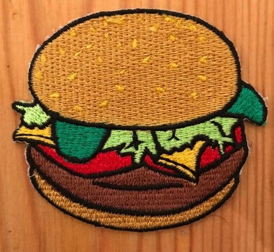 Image of Burger