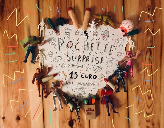 Image of POCHETTE SURPRISE !