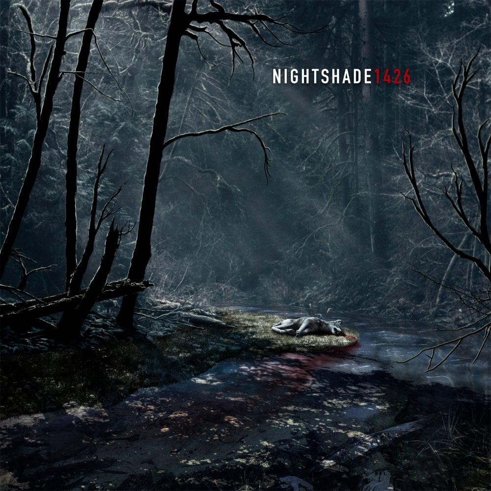 Image of NightShade - 1426 (physical album)