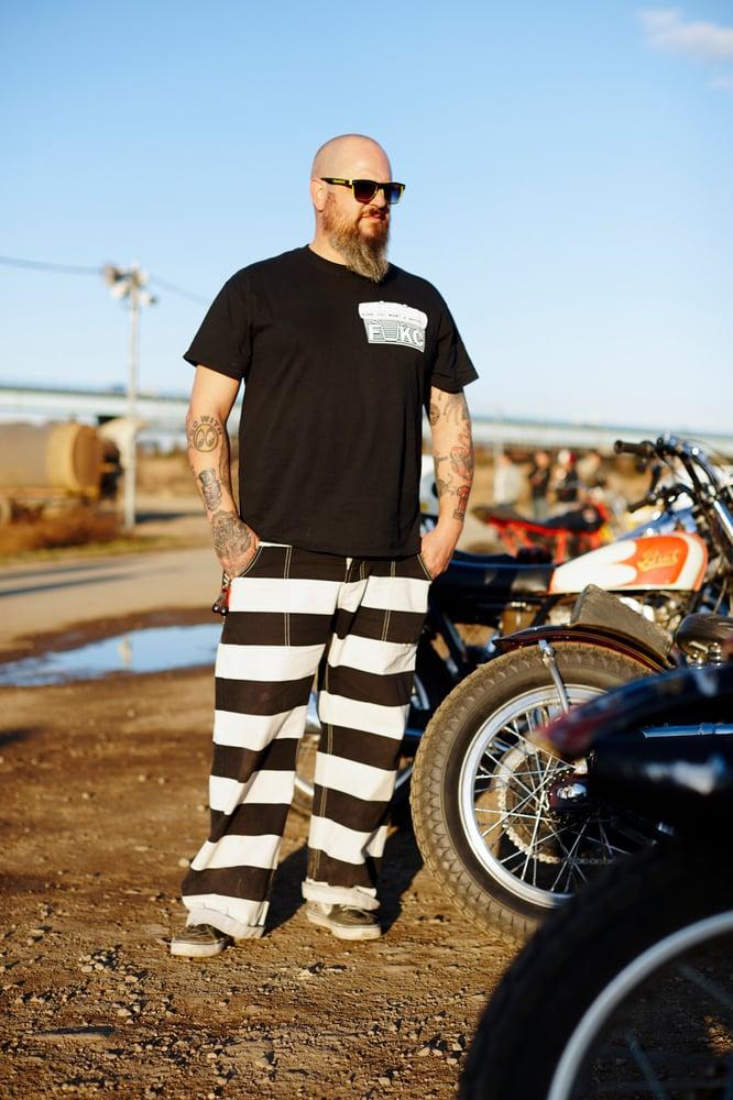 Image of FUKC PRISON PANTS LONG