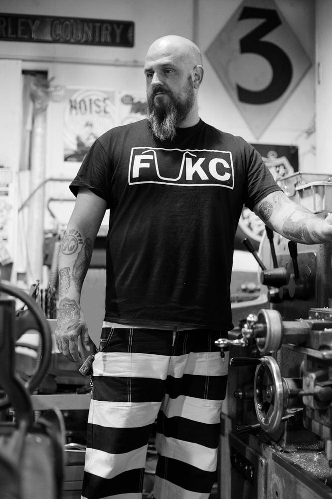 Image of FUKC PRISON PANTS
