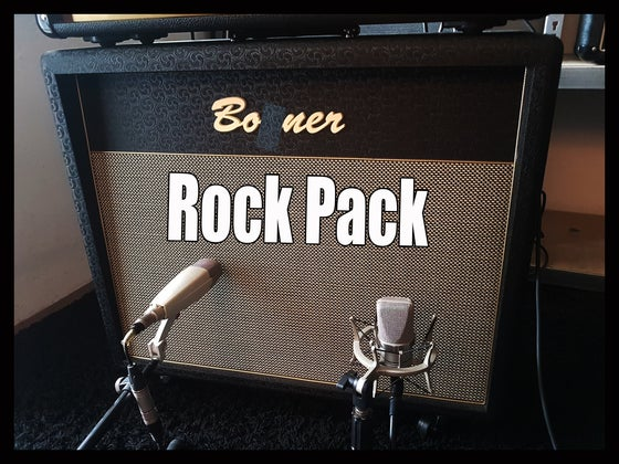 Image of Boner Rock Pack