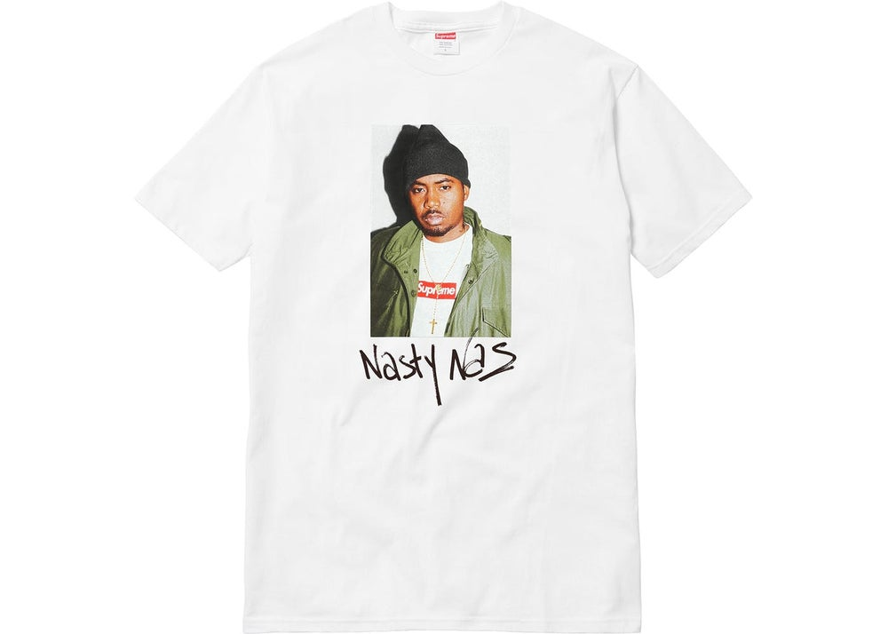 "Image of Supreme ""Nasty Nas"" XL (FREE SHIPPING)"