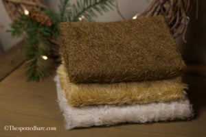 Image of KIT ~ An Olde Bear ~ GOLDEN mohair