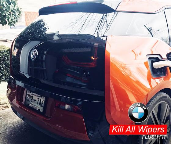 Image of BMW - i3 - FLUSH FIT WIPER DELETE KIT