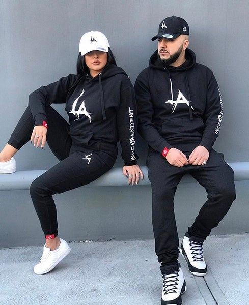 Image of Pentagon LA joggers (black)