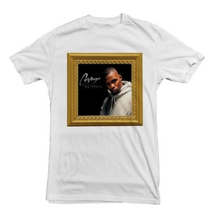 "Image of Cormega "" The True Meaning "" 15 year Anniversary tee album tee (preorder)"